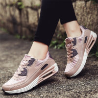 Running Shoes For Women Sneakers Women Air Damping Sport Shoes Woman Suede Mesh Brands Outdoor Arena Athletic Zapatos Mujer306PX
