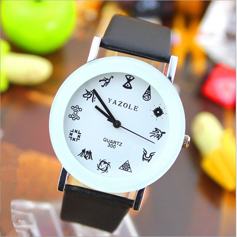 YAZOLE 2017 Top Brand Luxury Fashion Dress Ladies Watches Girl Kid Women Quartz-watch Female Clock Montre Femme Relogio Feminino стоимость