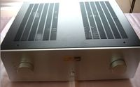 Size430 140 368mm AMP 140B Amplifier Chassis Iron Aluminum Chassis Merge Amplifier Chassis Rear Amp Chassis