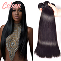 Brazilian Virgin Hair Straight 3Bundles Brazilian Straight Hair Unprocessed Virgin Brazilian Hair Weave Bundles Cheap Human hair