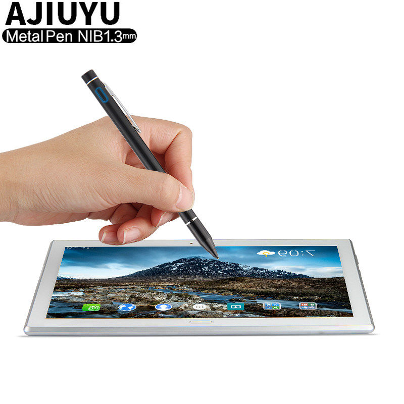 Active Stylus Pen Capacitive Touch Screen For Lenovo Tab 2 8 10 A10-70 Pro tab 3 8.0 A8-50 P8 Plus 10.1 A10-30 tab3 Tablet Case лампочка rev led r39 e14 3w 4000k холодный свет 32362 4
