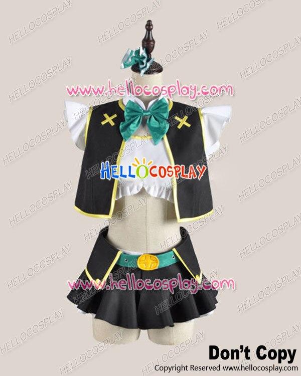 Love Live School Idol Project No Brand Girls Cosplay Kotori Minami Stage Costume H008