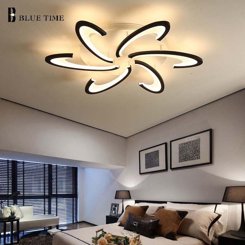 Acrylic Modern Led Chandeliers Living Room Bedroom Dinning room LED Modern Led Chandelier Ceiling Mounting Lights Home Lighting