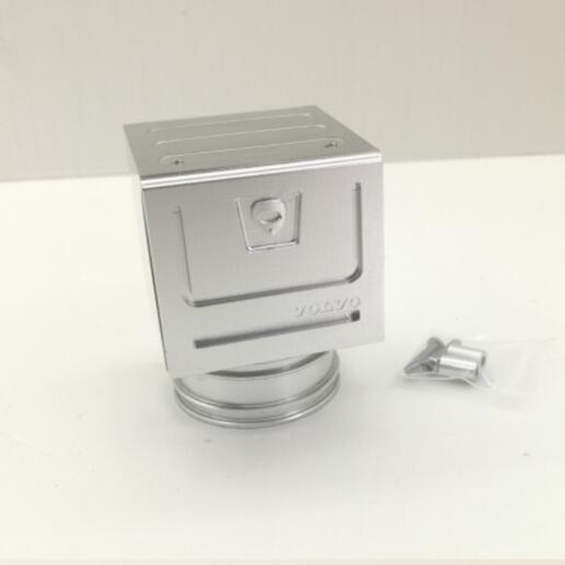 Aluminum alloy Equipment box-tool tox assembly for 1/14 rc tamiya volvo 56360 remote control toys tractor trailer truckAluminum alloy Equipment box-tool tox assembly for 1/14 rc tamiya volvo 56360 remote control toys tractor trailer truck