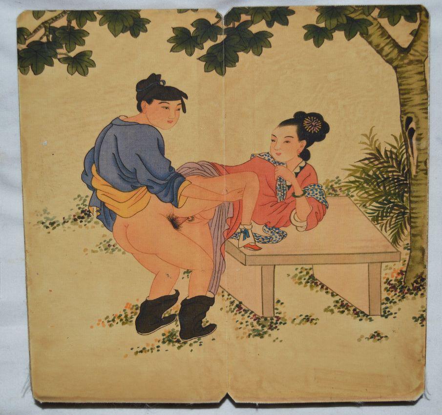 Free erotic paintings old