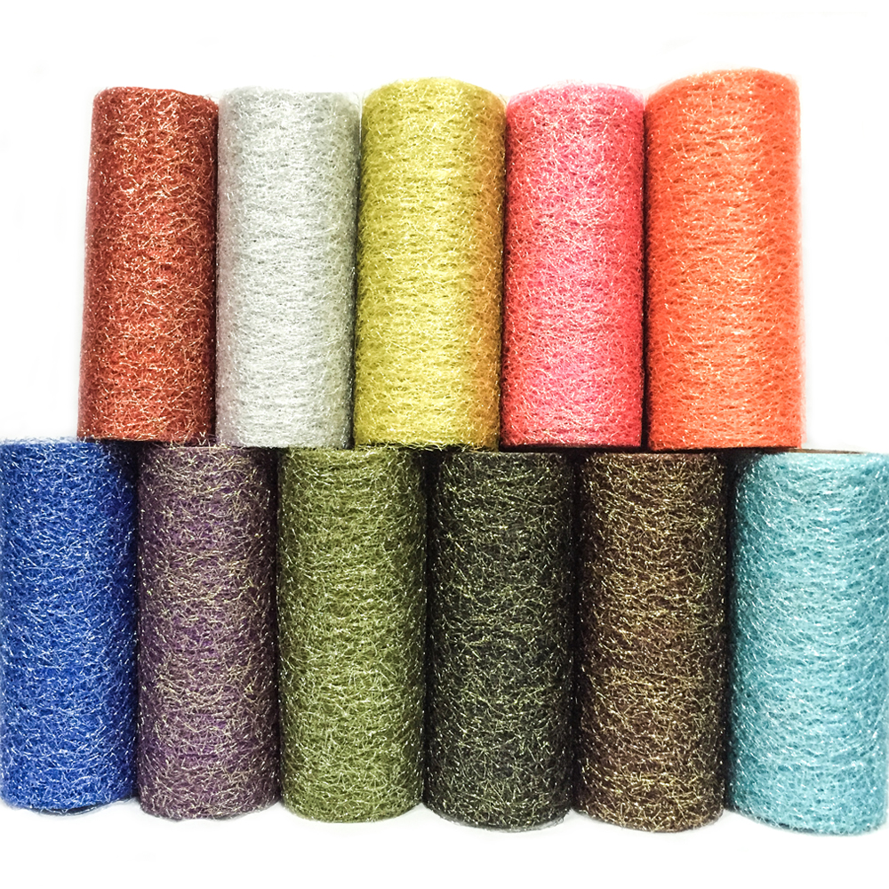 Tutu Tulle Rolls 15cm x10yd Netting Fabric for Wedding Dresses Sewing Crafts