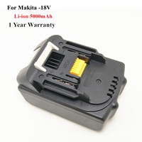 Hot 18v 7 5Ah Li Ion Replacement Power Tool Battery For MAKITA BL1830 LXT400 194205 1