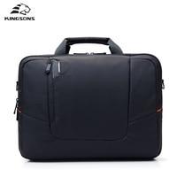 Kingsons Favors Designer Brand Laptop Bag Tactical Tote Unisex Tablet Briefcase Durable And Convenient 14 1