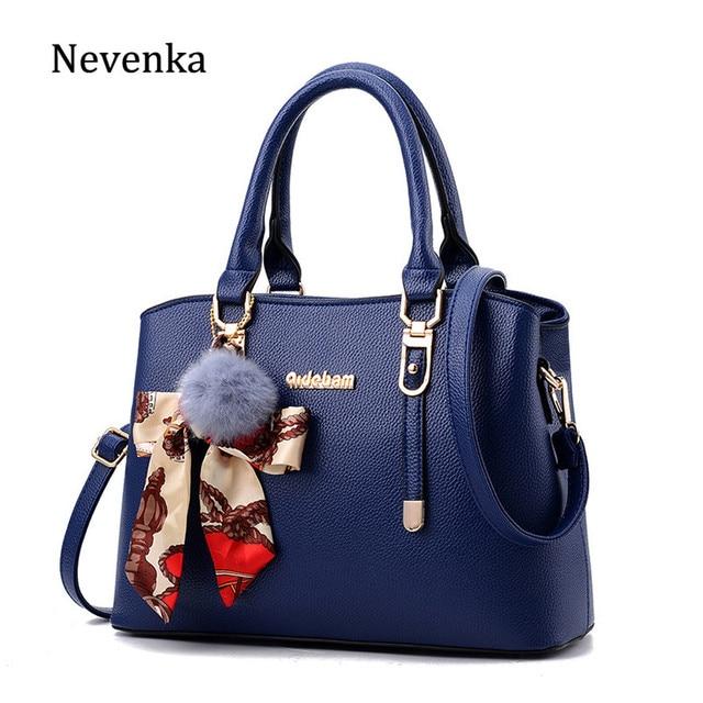 a376dd3584ed Nevenka Leather Handbag Women Purses and Handbags Female Crossbody Bag for Women  Summer Beach Bag Luxury Handbags for Women 2018
