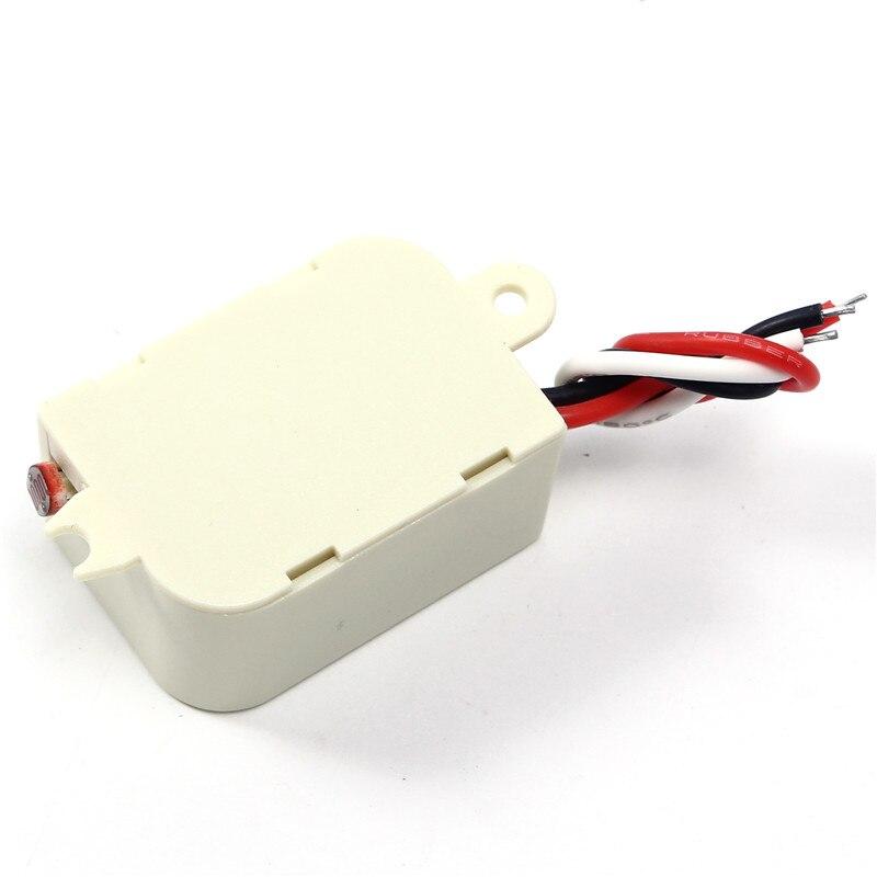 Interruptor de voz 3V-15V 12 V Interruptor del Sensor de retardo corredor Módulo de Sonido para LED Relé