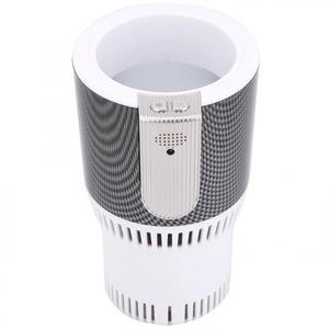 Image 4 - Smart frige chaude et froide congélation chauffage maison frige chaude porte boissons boisson bureau boisson refroidisseur
