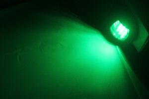 Image 5 - 1 סט 12 V הימי סירת LED ניווט אור אדום ירוק יציאת אור Starboard אור שיט אות מנורה