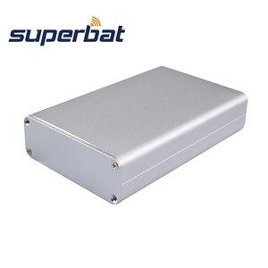 Image 1 - Superbat électronique extrudé boîtier en aluminium boîtier Instrument PCB alimentation amplificateur boîte bricolage 110*71*26mm
