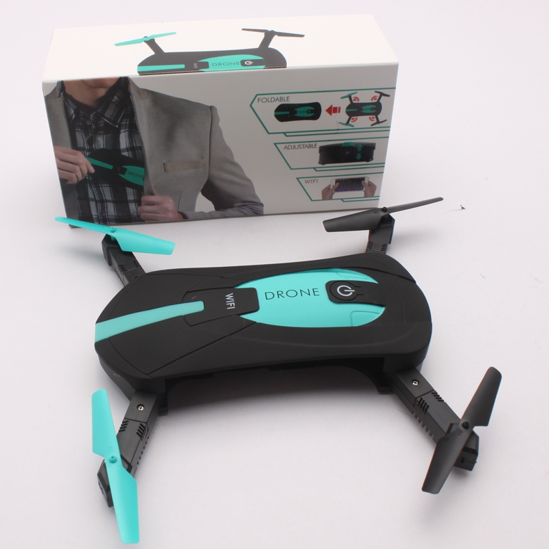 Pocket Quadcopter With Helicopter 7