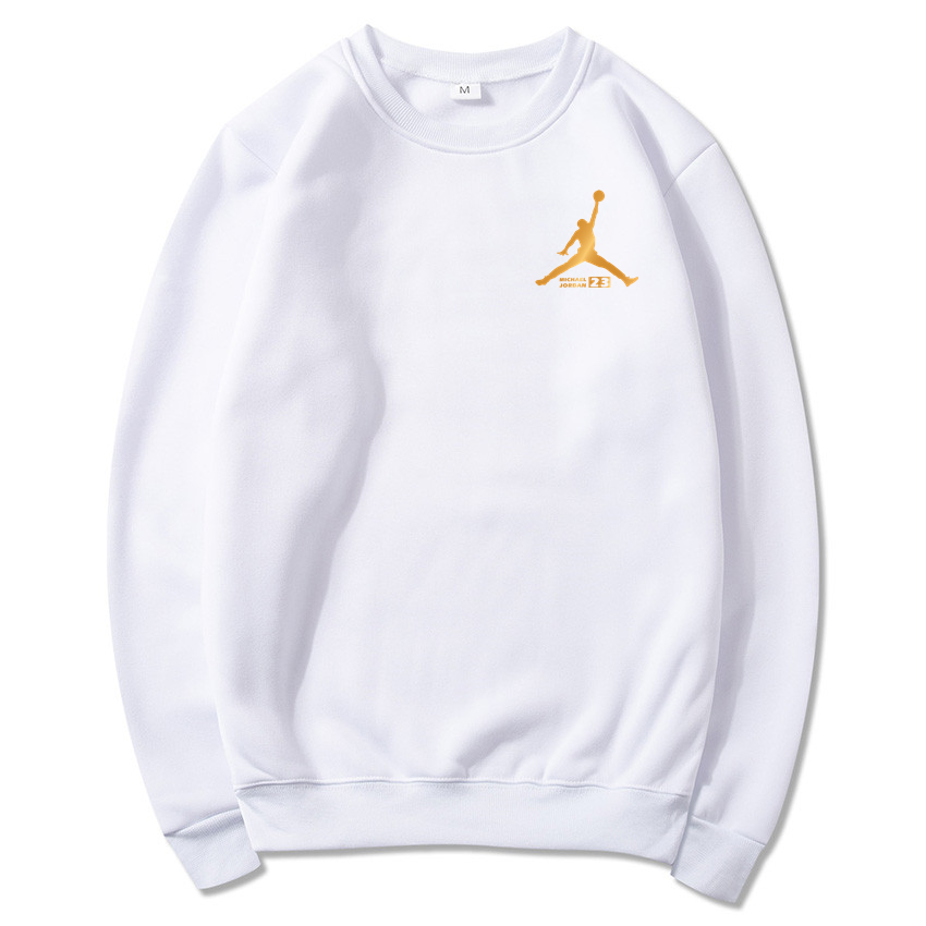 Casual Sweatshirts Hoodies Printing Jordan 23 Colurful Cotton Women Leisure New
