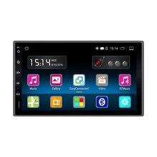 Nueva wifi volante de radio 2 din android 5.1 radio de coche de 7 pulgadas TFT de Navegación GPS de la Pantalla Táctil Capacitiva alta Definición