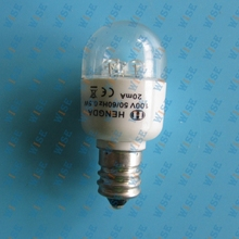 LED Light Bulbs for Home Sewing Machine 0.5W 110 Volts Screw Type #LED-E12 110V