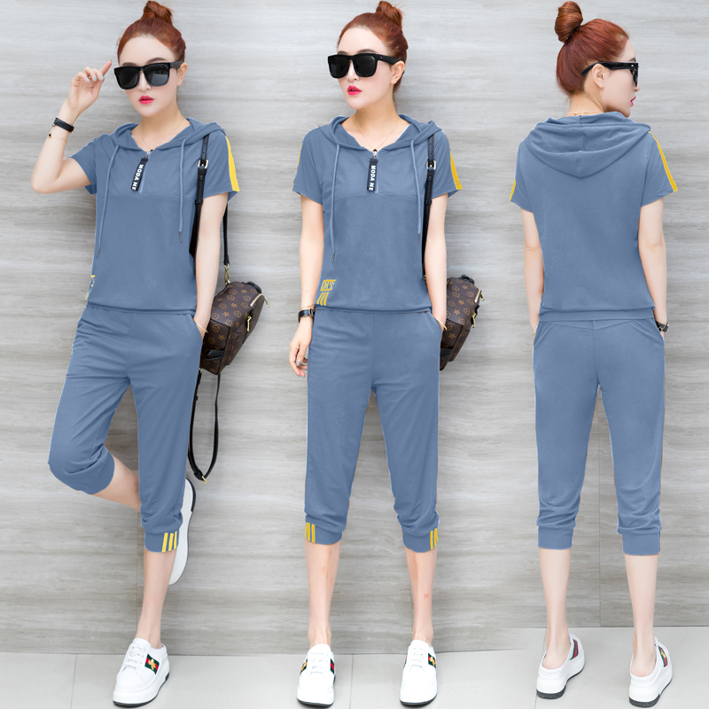 100% Quality Yiciya Blue Tracksuits For Women Outfits 2 Piece Set Sportswear Co-ord Set Plus Size Xxxl Solid Top And Pants Suits 2019 Summer To Adopt Advanced Technology