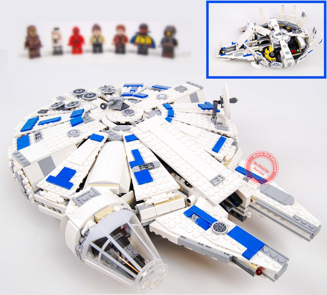 New Version Update Force Awakens fit legoings Star Wars figures Millennium Falcon 75212 Building Block bricks Kids boy GiftNew Version Update Force Awakens fit legoings Star Wars figures Millennium Falcon 75212 Building Block bricks Kids boy Gift