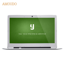 Amoudo-S3 14 inch 4GB Ram+64GB SSD+500GB HDD Intel Pentium Quad Core Windows 7/10 System 1920X1080P FHD Laptop Notebook Computer