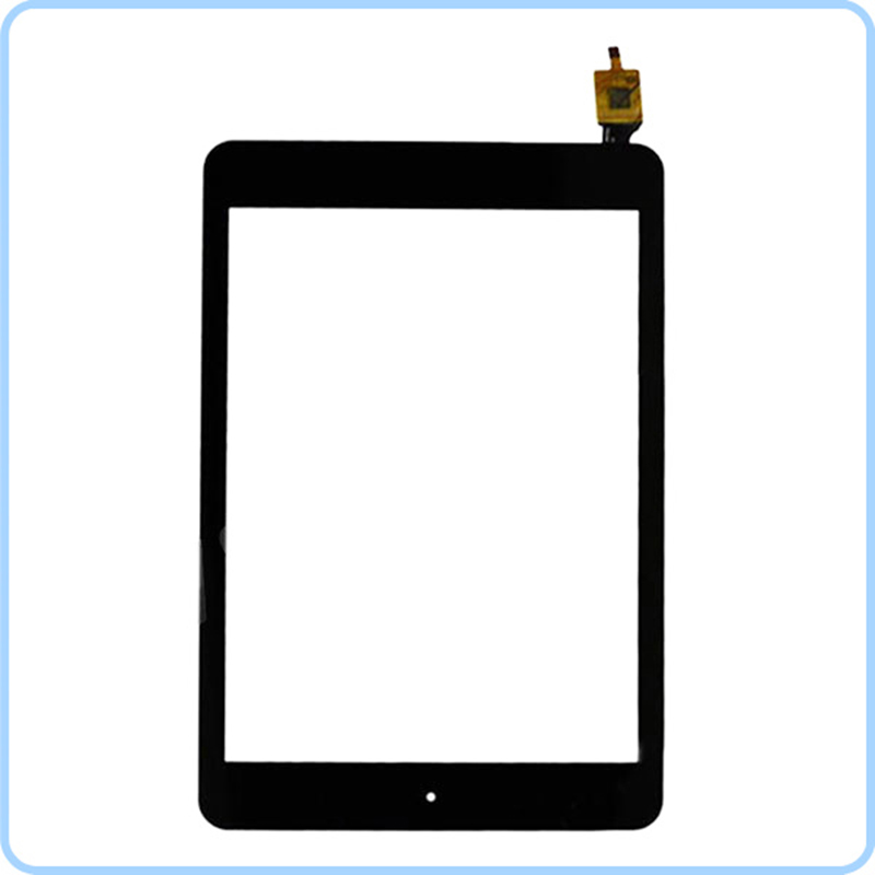 Black 7.85 Touch Screen Digitizer Replacement For Zifro ZT-78013G Tablet PC replacement lcd digitizer capacitive touch screen for lg vs980 f320 d801 d803 black