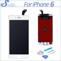 Grade AAA 4 7 Inch For IPhone 6 LCD Display Touch Screen Front Glass Digitizer Assembly