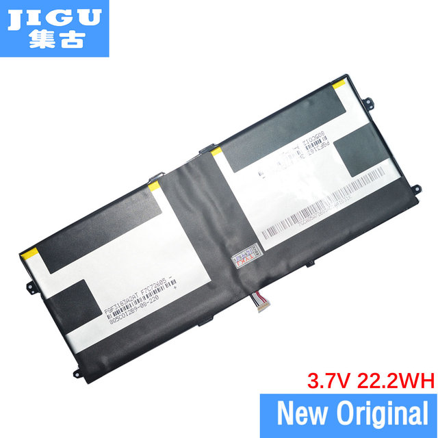 JIGU SGPBP04 Original laptop Battery For SONY Xperia Tablet S 3.7V 6000MAH 22.2WH for Tablet PC Battery