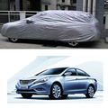 1Pcs Full Car Cover Sun Dust Protection Outdoor Indoor Shield car covers styling for Hyundai Sonata 2011-2015