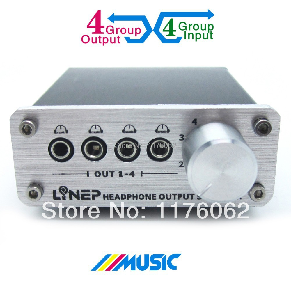 1pc/Package Sound Amplifier Audio Switch Caixa de Som MP3 Switch ...