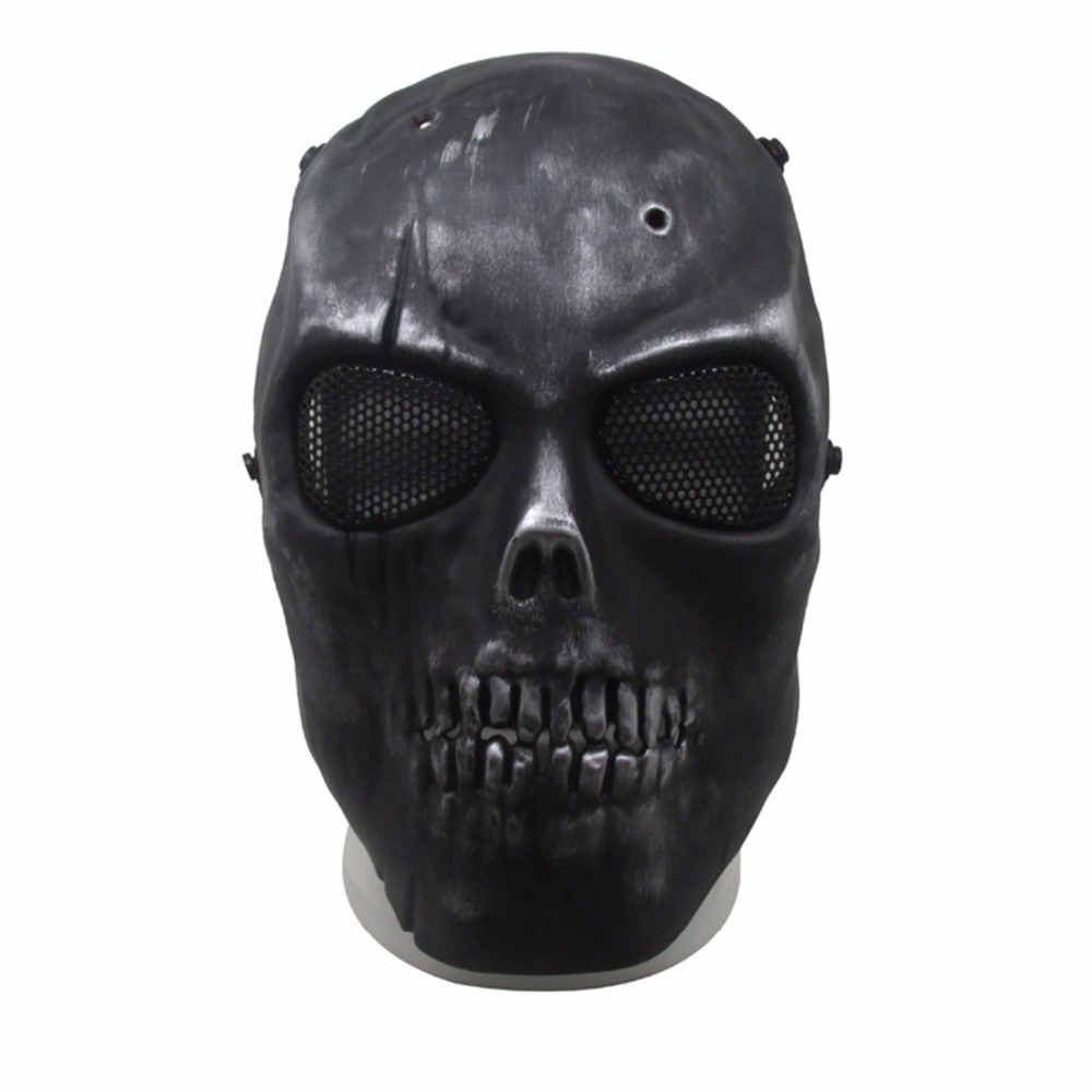 Popular Scary Black Face Mask-Buy Cheap Scary Black Face Mask lots ...