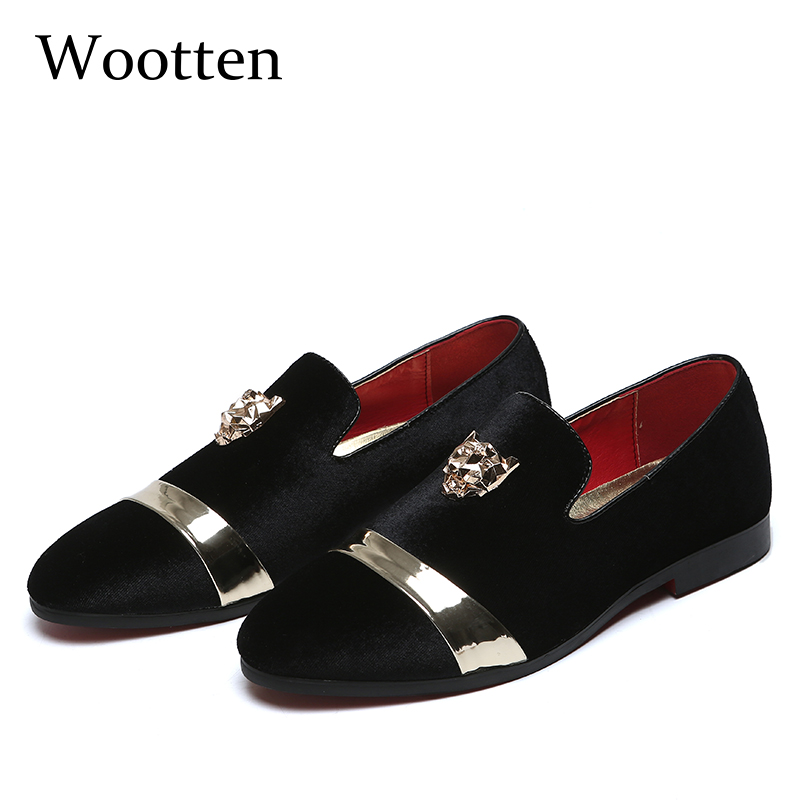 plus size mens shoes casual luxury brand adult driving designer social fashion dress loafers #A12 цена