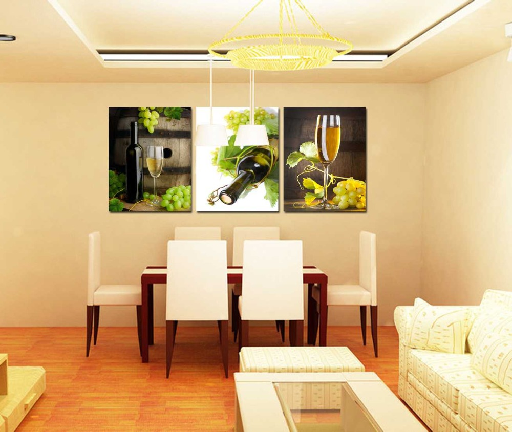 Stock Paintings) Modern Wall Art Home Decoration Printed Oil ...