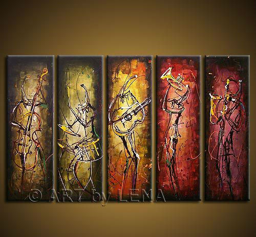 Buy Free Shipping Hand Painted Wall Art