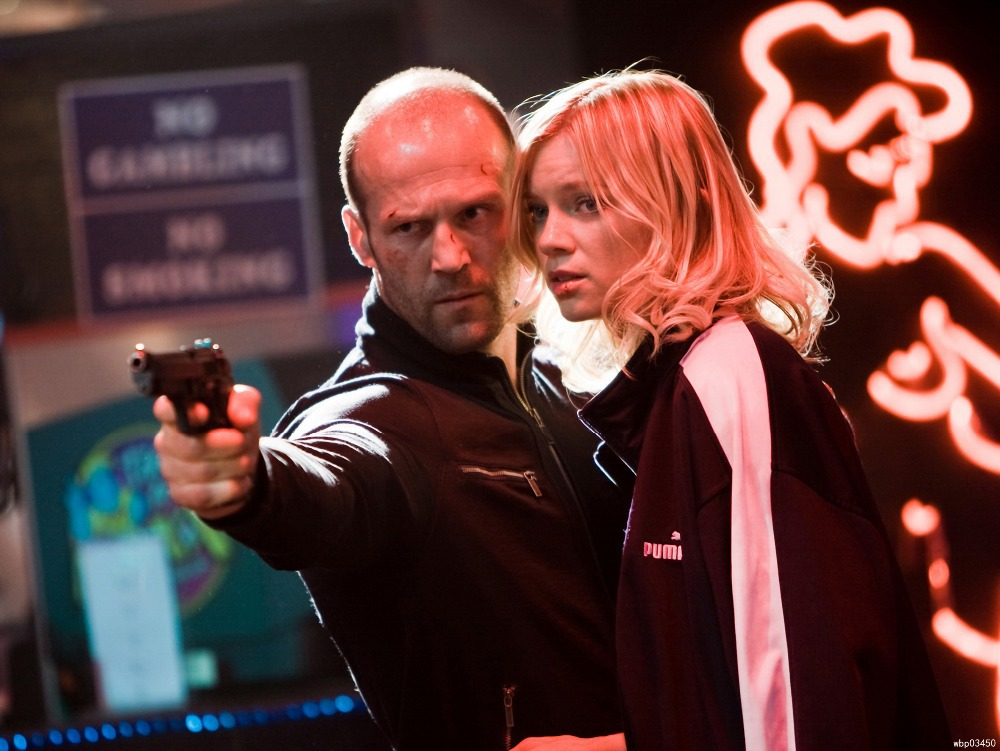 Chev Chelios Jason Statham Amy Smart Kurbel Action Film Kunst Großen Druckplakat...