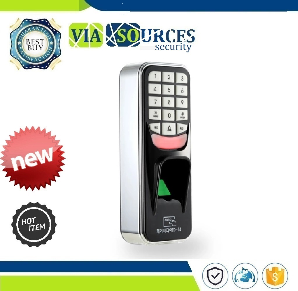 Fingerprint Password Key Lock Access Control Machine Biometric Electronic Door Lock RFID Reader Scanner Home Security Smart mini usb password lock security biometric fingerprint reader for pc laptop support english russian etc