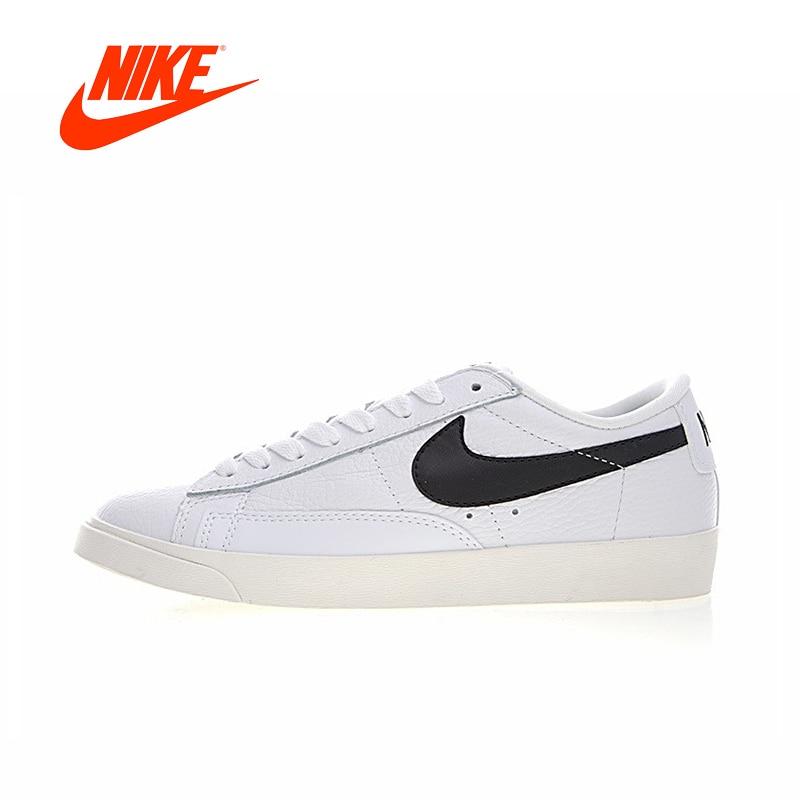 Original New Arrival Authentic Nike Blazer Low Premium Men's Skateboarding Shoes Sport Outdoor Sneakers Good Quality 454471-104 original new arrival 2018 nike blazer low lthr men s skateboarding shoes sneakers
