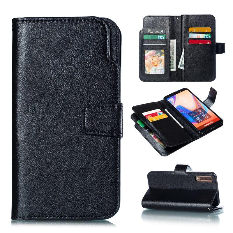 HTB1cqVaJQvoK1RjSZFwq6AiCFXab Wallet A90 A80 A70 A60 A50 S A40 A30 A20 E Flip Cover Leather Case For Samsung Galaxy A5 A7 2017 A6 A8 Plus 2018 Phone Coque Bag