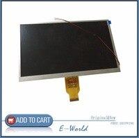 원래 및 새로운 10.1 인치 40pin lcd 화면 FPC1014003-1 yyk 1024*600 태블릿 pc 용 무료 배송