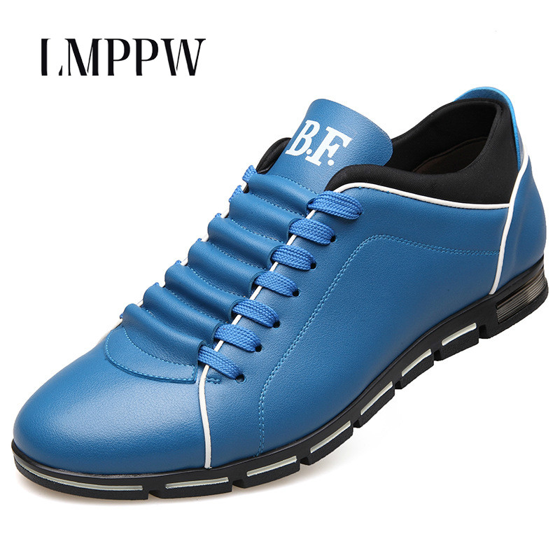 2017 New Men Leisure Fashion Shoes Breathable Lace Up Loafers British Style Men Soft Pu Leather Shoes Big Size Men Flats Shoes 8 aives british style pu leather shoes men s casual flat office soft driving shoes fashion trend lace up men shoes classic loafers