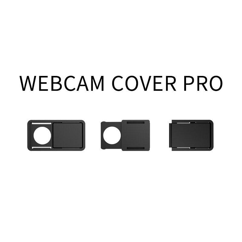 3Pcs Webcam Camera Shutter Cover Magnet Slider Plastic Cover For iPhone Thin Lens Privacy