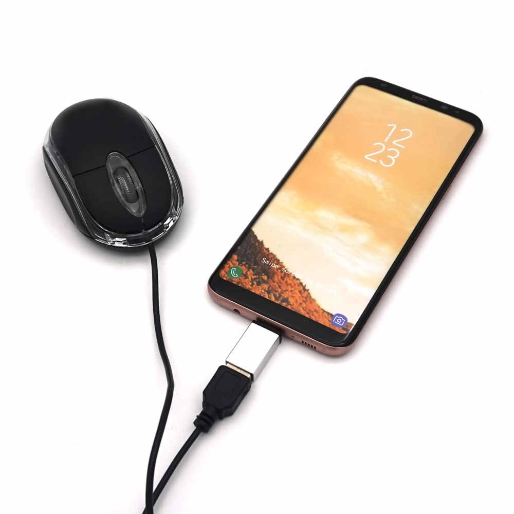 Cherie Tipe-C untuk USB 3.0 Adaptor OTG Converter Tipe C USB-C Kabel untuk Samsung Galaxy S10 Xiaomi Tablet macbook Pixel Aksesoris