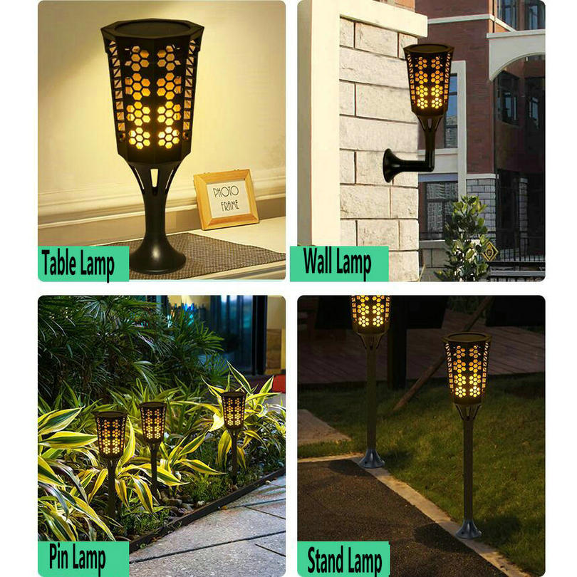 HQ OL2 Table/Wall/Pin/Stand Lamp 4Models Waterproof Outdoor Garden Solar LED Lamp Light Lown Torch Light Lamp Home DecorationHQ OL2 Table/Wall/Pin/Stand Lamp 4Models Waterproof Outdoor Garden Solar LED Lamp Light Lown Torch Light Lamp Home Decoration