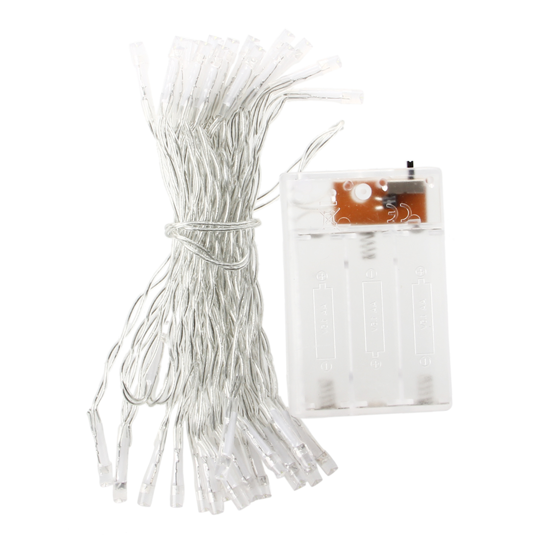 (einzelhandel) Girlande Warme Weiß Licht Led Batterie Dekoration 40