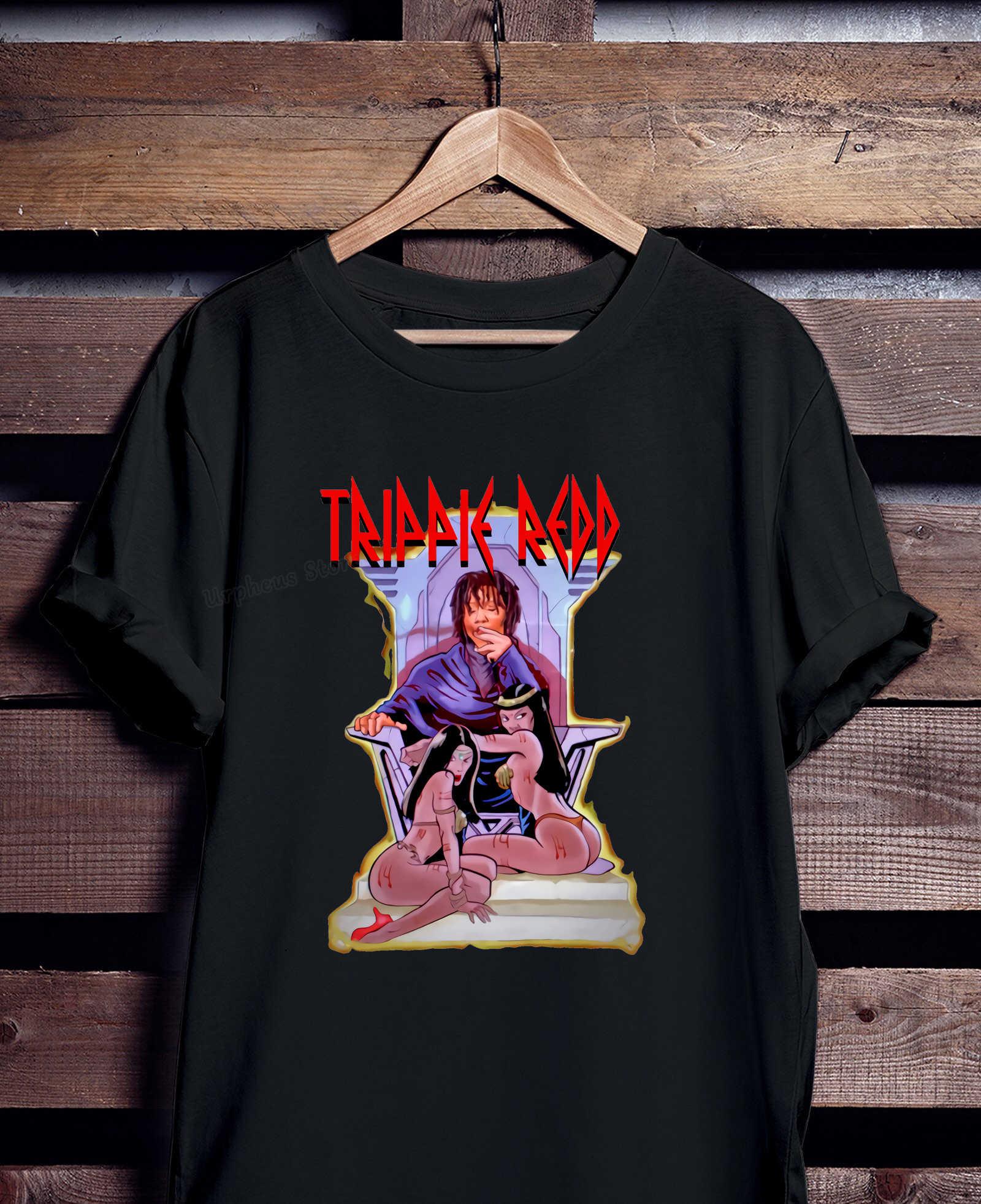 9010f3b9c5c2 ... Trippie Redd Tshirt Hip Hop tshirt Trippie Redd A Love Letter To You  Cotton Tshirt Top ...