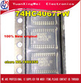 Бесплатная доставка  50 шт.  новые и оригинальные 74HC4067PW 74HC4067 SN74HC4067PW TSSOP24