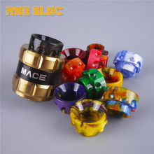 REE ELEC Electronic Cigarette Resin 810 Drip Tips Smoke Mouthpiece Wide Bore Drip Tip For Electronic