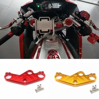 For YAMAHA R25 R3 2014 2015 2016 Front Fork Lowering Triple Tree Front End Upper Top Clamp
