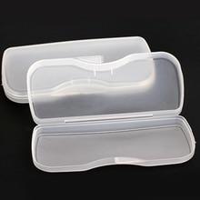 Прозрачный чехол защитная коробка для клип-на флип-ап очки Прямая поставка поддержка