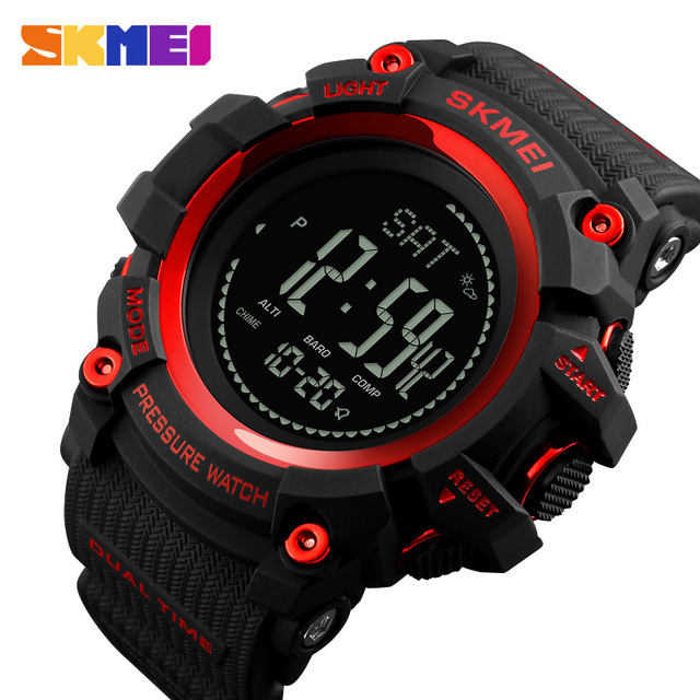 Mens Sports Watches Men Brand Outdoor Digital Watch Hours Altimeter Countdown Pressure Compass Thermometer Men WristWatch Skmei mens sports watches men brand outdoor digital watch hours altimeter countdown pressure compass thermometer men wristwatch skmei