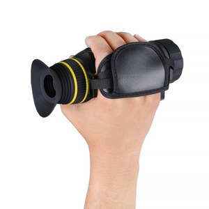 Image 4 - أحدث جديد نظارات الرؤية الليلية الرقمية 4x35 HD الأشعة تحت الحمراء الأشعة تحت الحمراء كاميرا فيديو أحادية العين الصيد نطاق متعدد الوظائف جهاز المشاهد الليلية